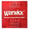 57. Warwick Red Strings 8 M 017/40-045/100
