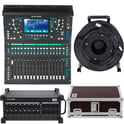 82. Allen & Heath SQ5, Case, DX168/X Bundle I