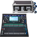 72. Allen & Heath SQ5 Case Bundle II