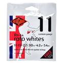 84. Rotosound Whites 11-54 Nickel Strings