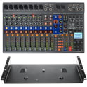 24. Zoom LiveTrak L-12 Rack-Kit Bundle