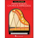 81. Hal Leonard All-In-One Piano Scales,Chords
