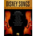 53. Hal Leonard Disney Songs For Violin Duet