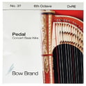 41. Bow Brand Pedal Wire 6th D String No.37