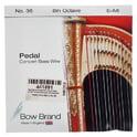 25. Bow Brand Pedal Wire 6th E String No.36