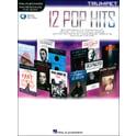 11. Hal Leonard 12 Pop Hits Trumpet