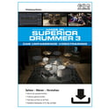 48. DVD Lernkurs Superior Drummer 3 Training