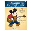 97. Hal Leonard Disney Songs for Fingerstyle