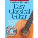 20. Wise Publications 50 Great Pieces Easy Guitar