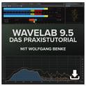 42. DVD Lernkurs Wavelab 9.5 Praxistutorial