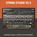 98. Applied Acoustics Systems String Studio VS-3