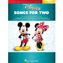 Hal Leonard Disney Songs For Two Clarinet