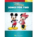 188. Hal Leonard Disney Songs For Two A-Sax