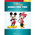 Hal Leonard Disney Songs For Two Flute