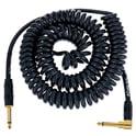445. Kirlin Premium Coil Cable 6m Black