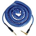 442. Kirlin Premium Coil Cable 9m Blue