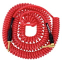 504. Kirlin Premium Coil Cable 9m Red