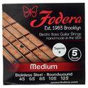 83. Fodera 5-String Set Medium SS T
