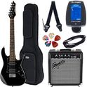 Harley Benton RG-Junior BK Rock S Set SQ