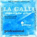 Galli Strings LG40 La Galli Classical Guitar