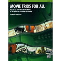 60. Alfred Music Publishing Movie Trios For All Trumpet