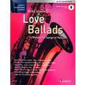 3. Schott Love Ballads A-Sax