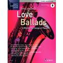 5. Schott Love Ballads T-Sax