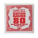85. Ernie Ball 080 Single String Wound Set