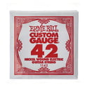 87. Ernie Ball 042 Single String Wound Set