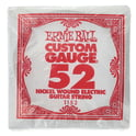 58. Ernie Ball 052 Single String Wound Set