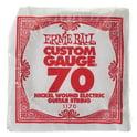 98. Ernie Ball 070 Single String Wound Set