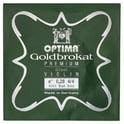 "114. Optima Goldbrokat Premium e"" 0.28 BE"