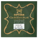 "135. Optima Goldbrokat 24K Gold e"" 0.24 LP"