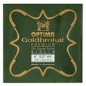 """49. Optima Goldbrokat 24K Gold e"""" 0.27 LP"""
