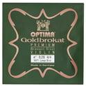 "137. Optima Goldbrokat Brassed e"" 0.28 LP"