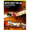 39. Alfred Music Publishing Movie Duets For All Alto Sax