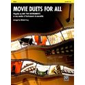 120. Alfred Music Publishing Movie Duets For All Viola