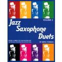 33. Greg Fishman Jazz Studios Jazz Saxophone Duets Vol.2