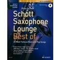 15. Schott Saxophone Lounge Best Of A-Sax