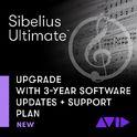 96. Avid Sibelius Ultimate 3Y Plan New