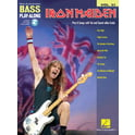 9. Hal Leonard Bass Play-Along Iron Maiden
