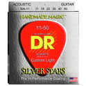 70. DR Strings DR Silver Stars SIA-11