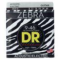 142. DR Strings DR A ZEBR ZEH-9