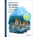 143. Schott Smetana Die Moldau