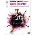 8. Alfred Music Publishing Movie Favorites Trombone