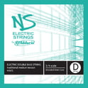6. Daddario NS612 Electric Bass String D