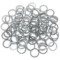 38. Stairville Snap Protector Ring Si 100pcs