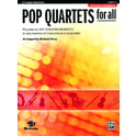 89. Alfred Music Publishing Pop Quartets For All Trumpet