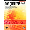 17. Alfred Music Publishing Pop Quartets For All Trombone