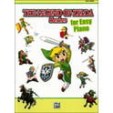 Alfred Music Publishing Legend Of Zelda Easy Piano
